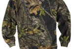 Crew Neck Sweatshirt- Mossy Oak 0189